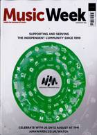 Music Week Magazine Issue 11/08/2020