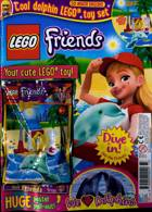 Lego Friends Magazine Issue NO 73