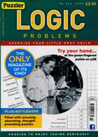 Puzzler Logic Problems Magazine Issue NO 432