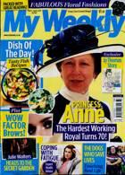 My Weekly Magazine Issue 15/08/2020
