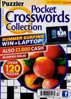 Puzzler Q Pock Crosswords Magazine Issue NO 213