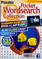 Puzzler Q Pock Wordsearch Magazine Issue NO 213