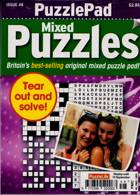 Puzzlelife Ppad Puzzles Magazine Issue NO 48
