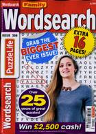 Family Wordsearch Magazine Issue NO 358