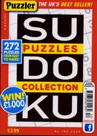 Puzzler Sudoku Puzzle Collection Magazine Issue NO 152