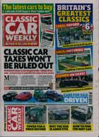 Classic Car Weekly Magazine Issue 12/08/2020
