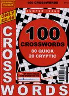 Brainiac Crossword Magazine Issue NO 113