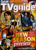 Total Tv Guide England Magazine Issue NO 34