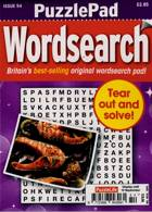 Puzzlelife Ppad Wordsearch Magazine Issue NO 54