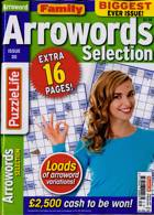 Family Arrowords Selection Magazine Issue NO 30