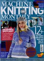 Machine Knitting  Magazine Issue SEP 20