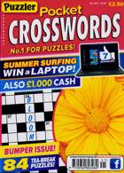 Puzzler Pocket Crosswords Magazine Issue NO 441