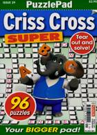 Puzzlelife Criss Cross Super Magazine Issue NO 29