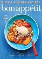 Bon Appetit Magazine Issue AUG 20