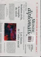 Le Monde Diplomatique Magazine Issue NO 796