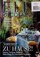Elle Decoration German Magazine Issue NO 4