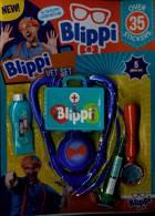 Blippi Magazine Issue NO 1