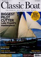 Classic Boat Magazine Issue SEP 20
