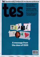 Times Educational Supplement Magazine Issue 14/08/2020