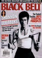 Black Belt Usa Magazine Issue AUG-SEP