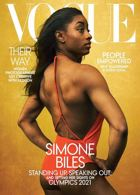 Vogue Usa Magazine Issue AUG 20