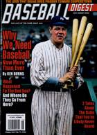 Baseball Digest Magazine Issue 08