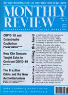 Monthly Review Magazine Issue 06