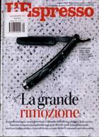 L Espresso Magazine Issue NO 35