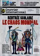 Courrier International Magazine Issue NO 1556