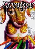 Creative Colouring Magazine Issue NO 2