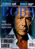 L Obs Magazine Issue NO 2913