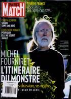 Paris Match Magazine Issue NO 3721