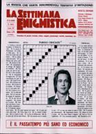 La Settimana Enigmistica Magazine Issue NO 4614