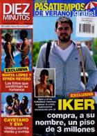 Diez Minutos Magazine Issue NO 3601