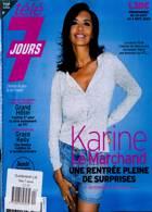 Tele 7 Jours Magazine Issue NO 3144