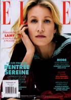 Elle French Weekly Magazine Issue NO 3896