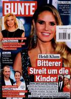 Bunte Illustrierte Magazine Issue NO 36