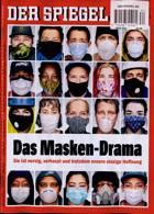 Der Spiegel Magazine Issue NO 34