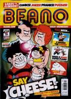 Beano Magazine Issue 22/08/2020