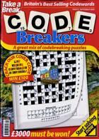 Take A Break Codebreakers Magazine Issue NO 9