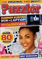Puzzler Magazine Issue NO 604
