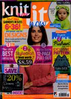 Knit Now Magazine Issue NO 119
