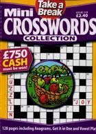 Tab Mini Crossword Coll Magazine Issue NO 119