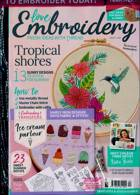 Love Embroidery Magazine Issue NO 4