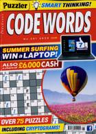 Puzzler Codewords Magazine Issue NO 291