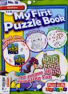Puzzlelife Junior Silver Magazine Issue 1ST PZ B18