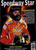 Speedway Star Magazine Issue 22/08/2020