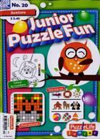 Puzzlelife Junior Bronze Magazine Issue JNR PZ F20