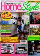 Homestyle Magazine Issue SEP 20