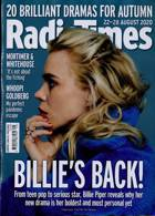 Radio Times London Edition Magazine Issue 22/08/2020